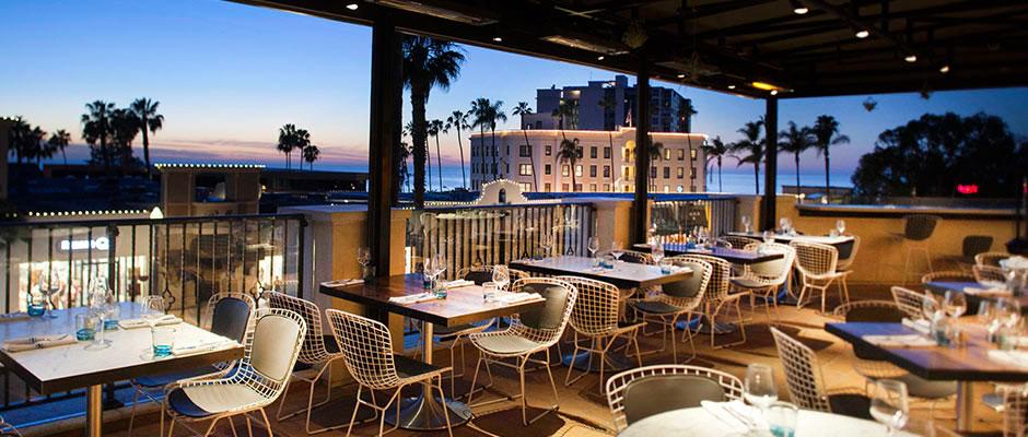 The Shores Restaurant Week Menu