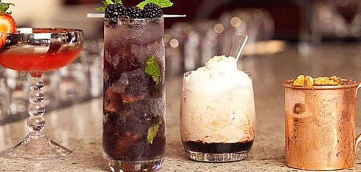 6 Spots to Sip Fall Cocktails in San Diego