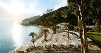 Descanso Beach Club Catalina Island