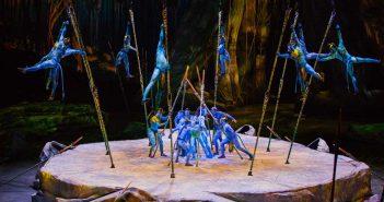 Cirque du Soleil's Toruk—The First Flight