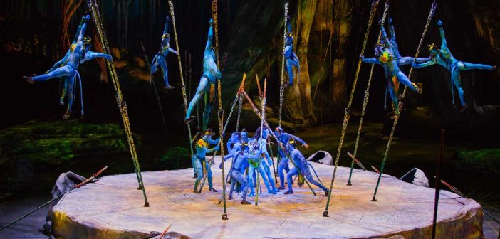 Cirque du Soleil Hits SoCal this Fall with Toruk—The First Flight