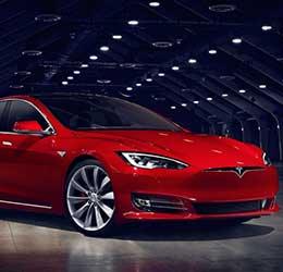 Brunch with Tesla Motors and Luke Restaurant