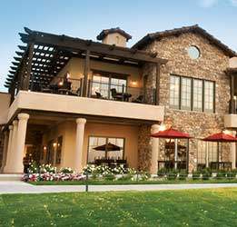 Aliso Viejo country club