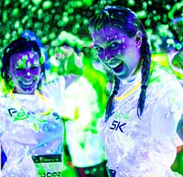 foam-glow
