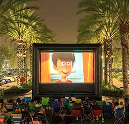 friday night flix Woodbury Town Center