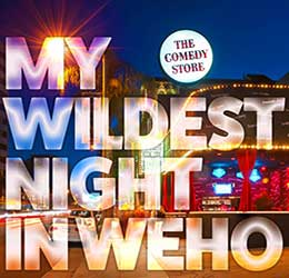 My Wildest Night in WeHo