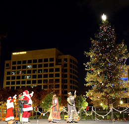 22nd Annual Nutcracker Christmas Tree Lighting & Holiday Village