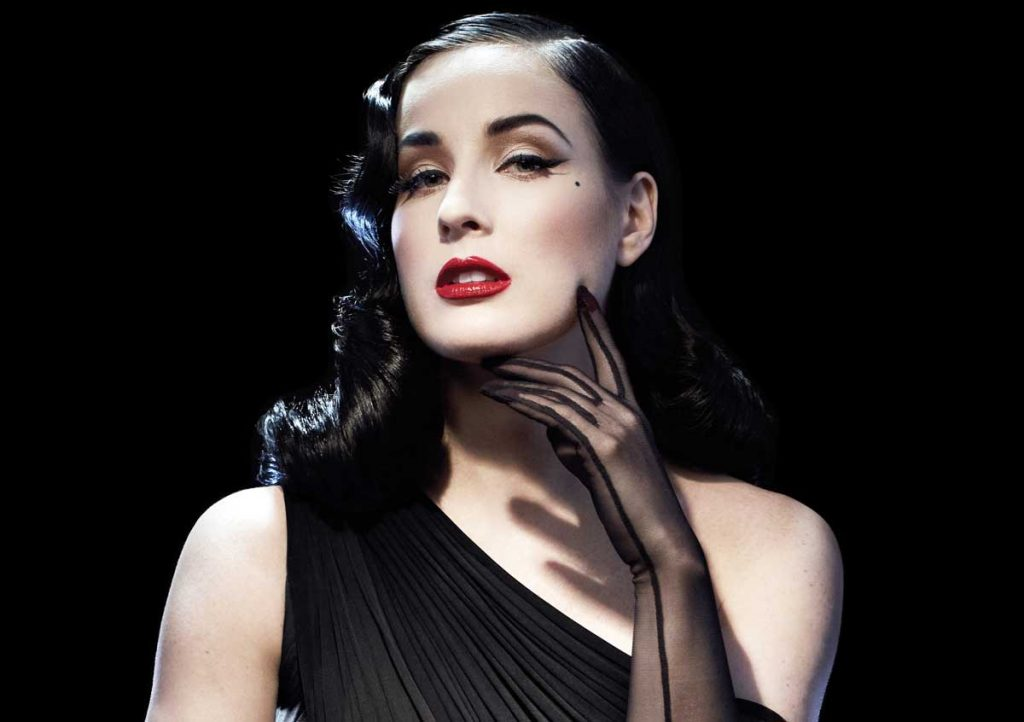 ea4fbaae5ab Celebrity Interview  Dita Von Teese - SoCalPulse