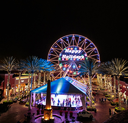 Irvine Spectrum Holiday