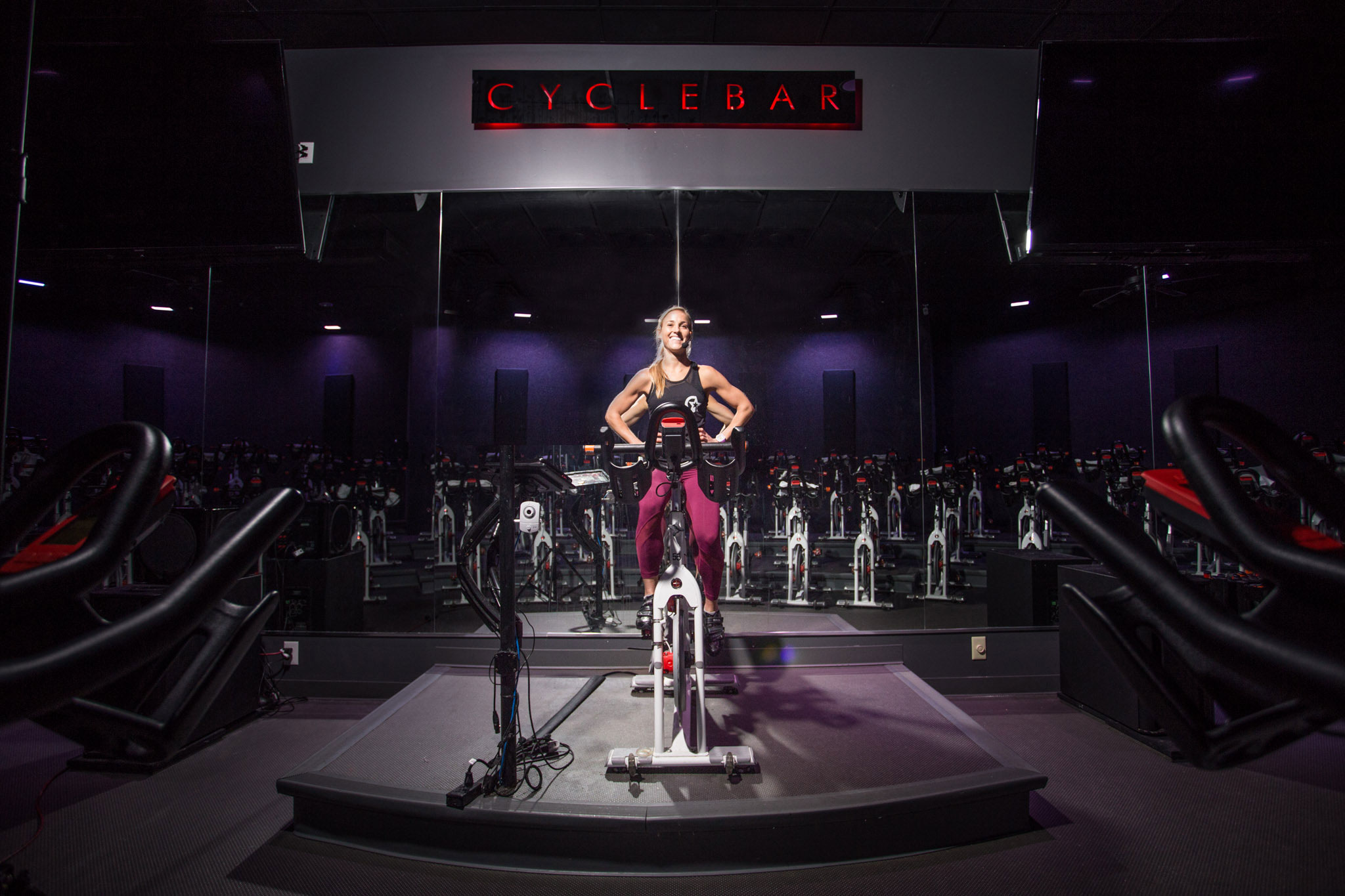 Turkey Burn at CycleBar Laguna Hills