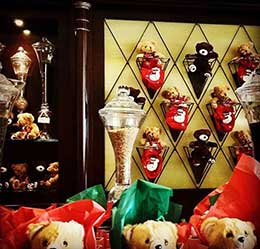 Teddy Bear Tea at The Langham