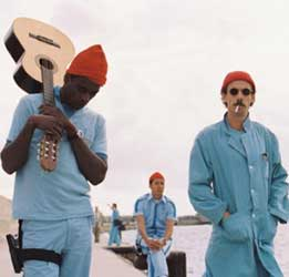 Seu Jorge, A Life Aquatic-A Tribute to David Bowie