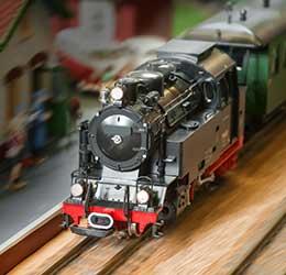 trains muzeo