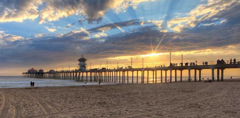 Huntington Beach Surf City Splash