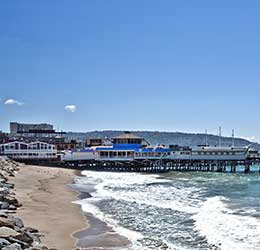 Redondo Beach Boardwalk Crawl