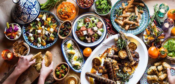 LA's Most Entertaining Eats