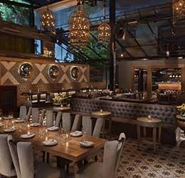 Liaison Restaurant + Lounge