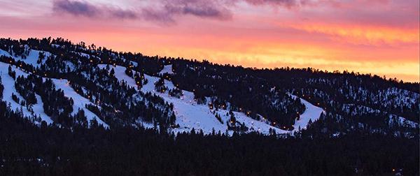 Snow Summit Night Sessions Big Bear
