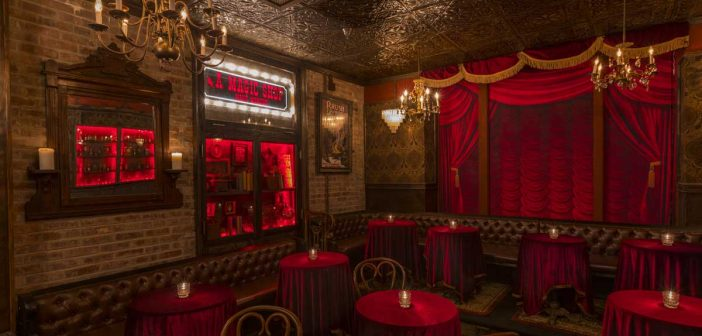 Black Rabbit Rose Brings Mystery, Illusion and Cocktails to Hollywood