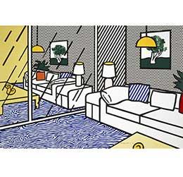 Late-Night Lichtenstein