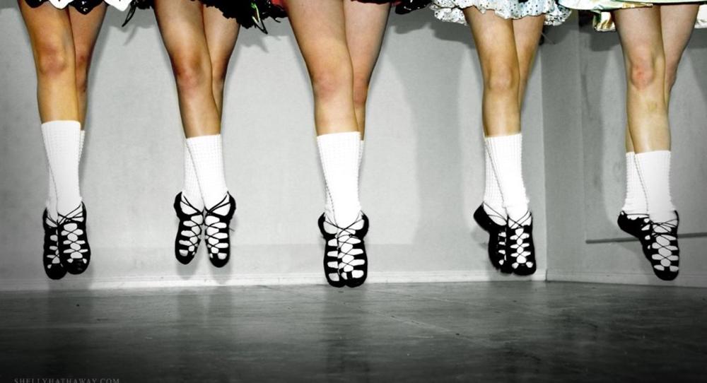 Irish-Step-Dancers
