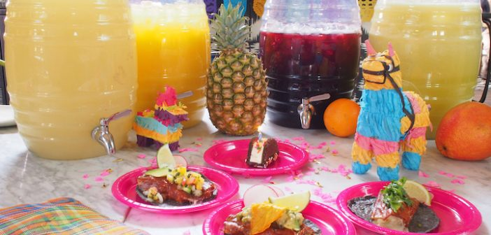 Celebrate Puesto's 5th Birthday with a lively fiesta