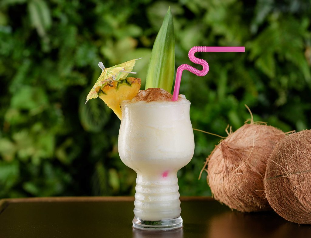 grass skirt cocktail