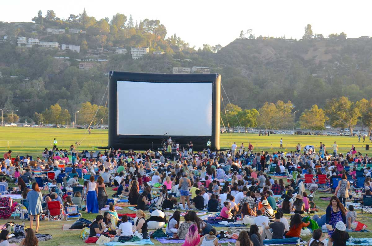 Street Food Cinema Griffith Park