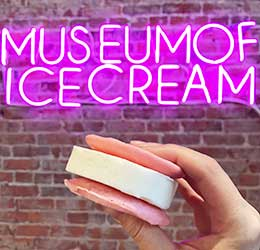 museum of ice cream