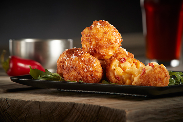 Mac And Cheese Balls at Eureka