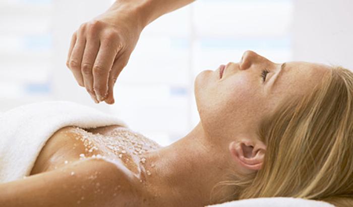 Luxurious spa treatments at the new AquaVie Spa & Wellness Center
