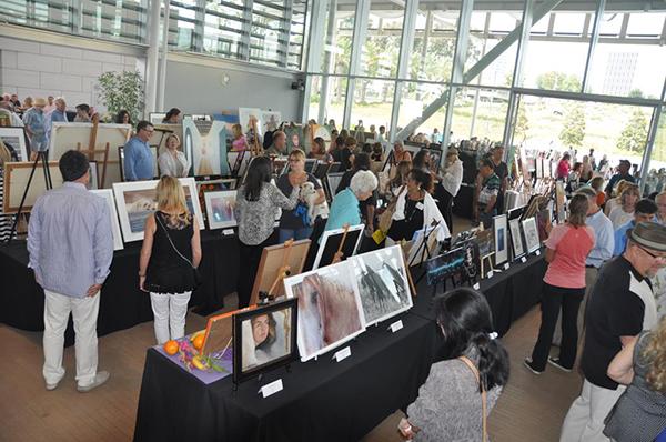 Newport-Beach-Art-Exhibition