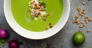pea-soup Fig & Olive