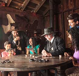 Knott's Berry Farm Ghost-Town-Alive