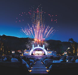 Hollywood Bowl Opening Night. Photo Courtesy of the Los Angeles Philharmonic.