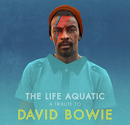 Seu Jorge—The Life Aquatic: A Tribute to David Bowie