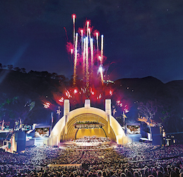 July 4th Fireworks Spectacular With Pentatonix. Photo courtesy of Los Angeles Philharmonic Association.