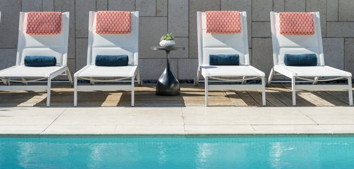 Hang by the pool this Fourth of July at Hotel Palomar.