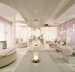 Ritz Carlton Spa