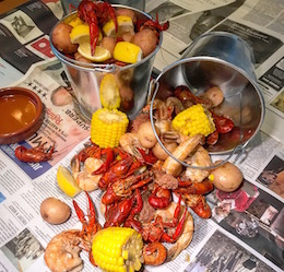 Tavern Low County Boil