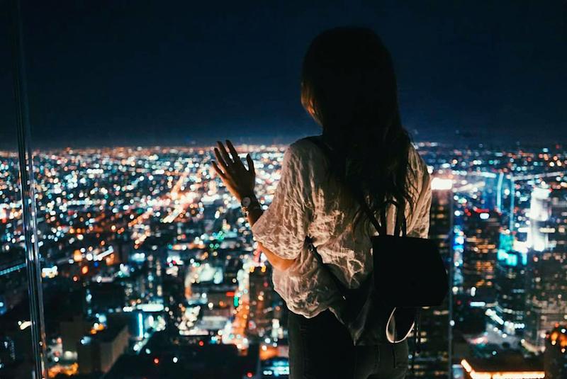 Locals and visitors alike can explore LA through new enhancements at Skyspace LA