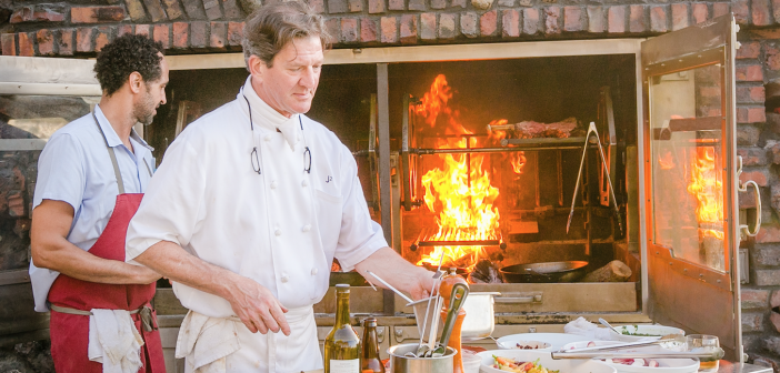 Experience the culinary creations of some of San Diego's hottest chefs at The Lodge at Torrey Pines.