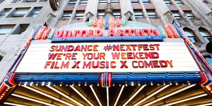 Sundance NEXT FEST photo courtesy of Sundance Institute | Photo by Ryan Kobane.
