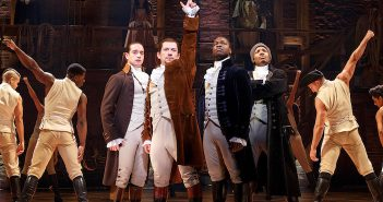 Hamilton photo courtesy of Hollywood Pantages / Photo by Joan Marcus