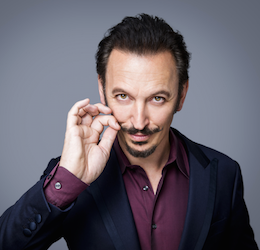 Steve Valentine's Deceptions photo by Jeff Sneider for THE WRAP