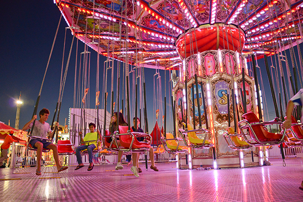 The OC Fair starts this week so summertime has officially begun - bring on the excitement, food, rides and moments you'll remember for a lifetime. The OC Fair invites every fairgoer to