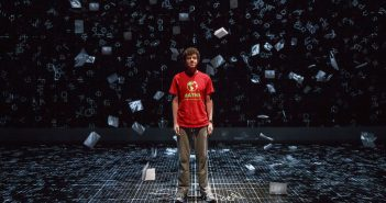 Curious Incident Dog Night Time photo by Joan Marcus | Plays in Los Angeles