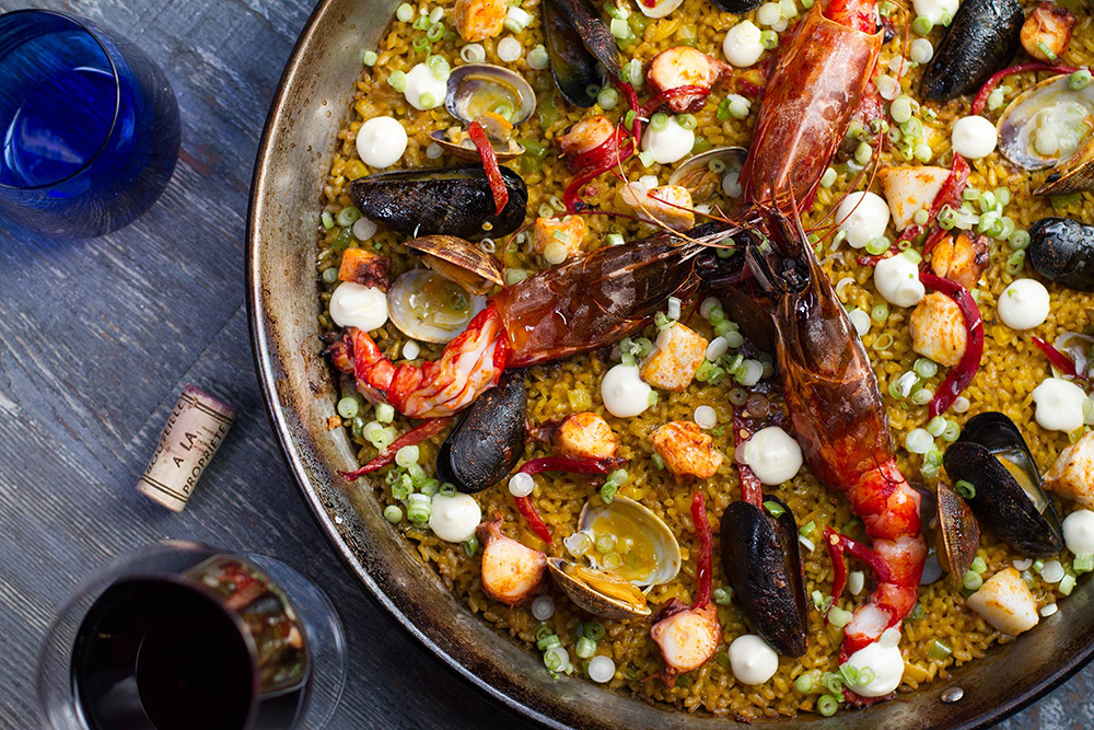_Paella-at-Vaca-by-Amar-Santana