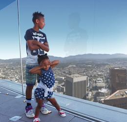 Skyspace LA Family Funday