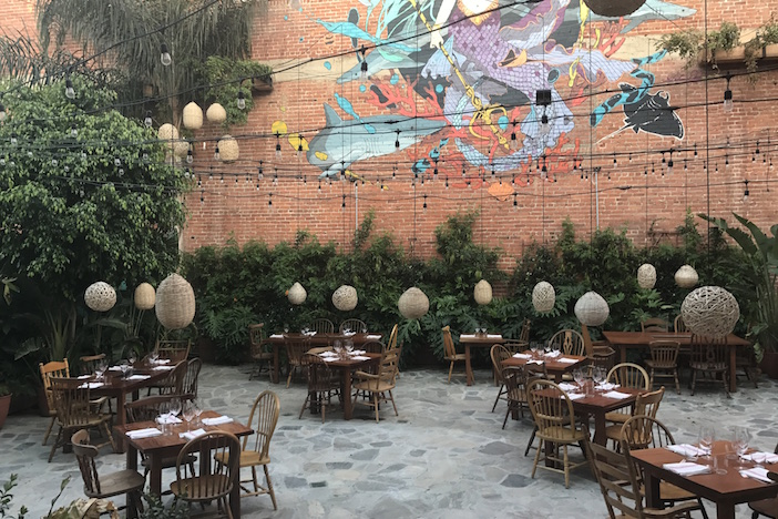 Tintorera Patio | LA Weekend Events